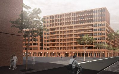Architectural Competition Quartier Heidestraße: Jury has chosen the design for the special area