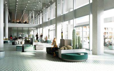 Taurecon vermietet Hotelfläche im Quartier Heidestrasse an Althoff Hotels