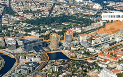 Breaking news: Quartier Heidestrasse vom ZIA für Innovation ausgezeichnet